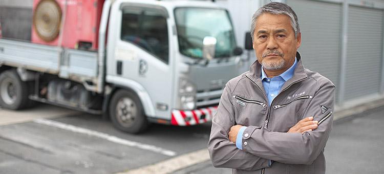 代表取締役 白石 勝也