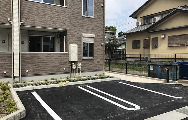 アパート・マンション駐車場