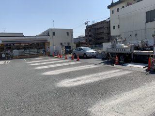 名古屋市西区 コンビニ様改修工事